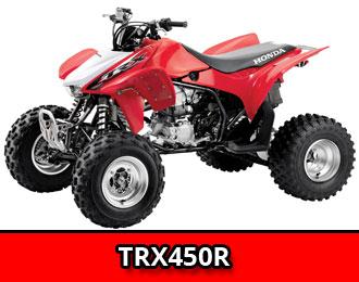 TRX450r  Honda TRX450r