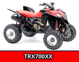 TRX700XX  Honda TRX700XX