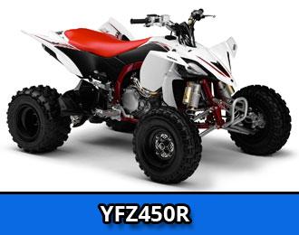 YFZ450R