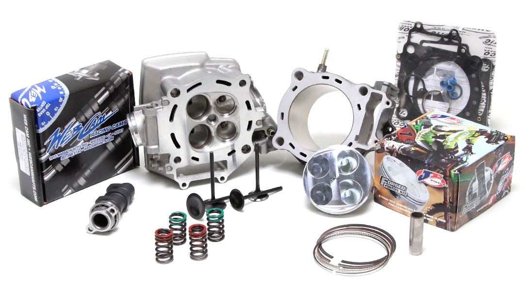 04-trx450-short-motor-pack  TRX450R '04-'05 Short Course Motor Package 04 trx450 short motor pack