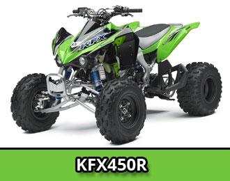 KFX450R  Kawasaki KFX450R