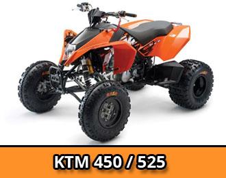 KTM-450-525  KTM KTM 450 525