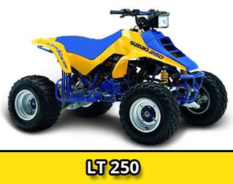 LT250  Suzuki LT250