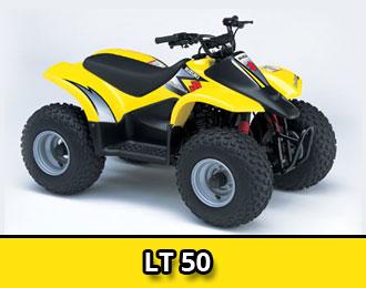 LT50  Suzuki LT50