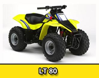 LT80  Suzuki LT80