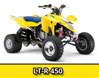 LTR450  Suzuki LTR450