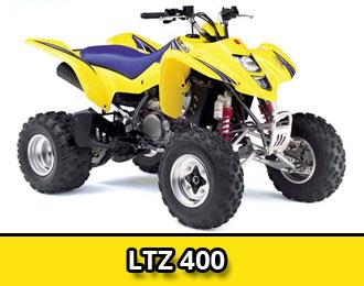 LTZ400  Suzuki LTZ400