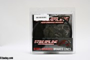 Streamlin REAR Brake Lines raptor 660 Raptor 660R Streamlin REAR Brake Lines 180x120