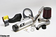 YFZ450 Fuel Custom Pipe Kit 3