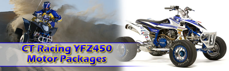 Yamaha YFZ450 Parts and Accessories