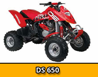 ds650  Can Am / Bombardier ds6501