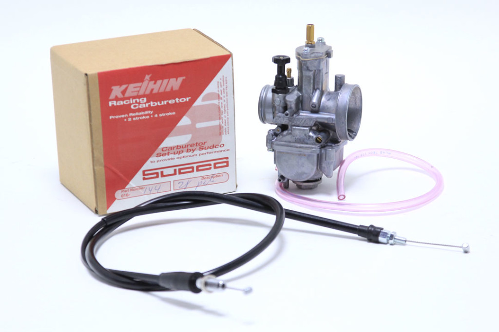 Blaster 200 Keihin 28mm PWK Carburetor