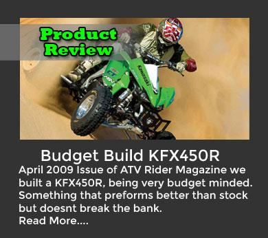 ARM_april_2009  ATV Rider Magazine ARM april 2009