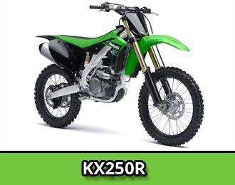 KX250R  Kawasaki KX250R