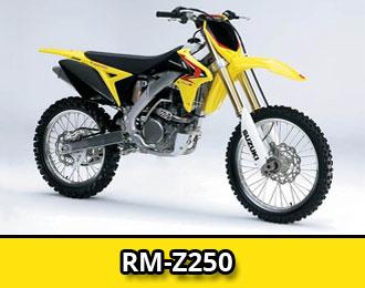 RMZ250  Suzuki RMZ250