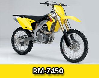 RMZ450  Suzuki RMZ450