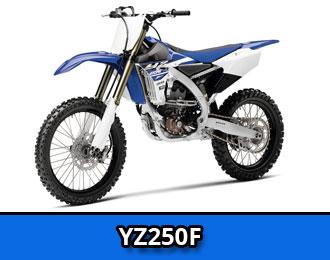 YZ250F  Yamaha YZ250F