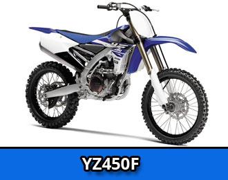YZ450F  Yamaha YZ450F