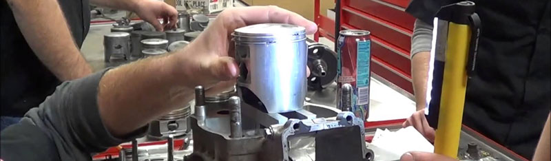 Cylinder Break In Tip Sheet 2 stroke cylinder install