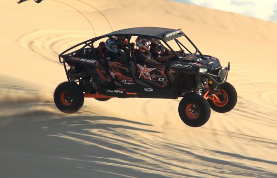 blingstar_rzr_xp_4_1000_project_jump  UTV On Demand: CT Racing's Dune Slinger RZR4 XP 1000 with VIDEO blingstar rzr xp 4 1000 project jump
