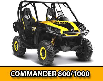 Comannder-800  Can Am Comannder 800